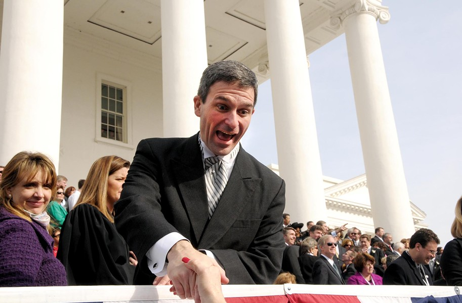 Archive photo of Attorney General Ken Cuccinelli. - SCOTT ELMQUIST