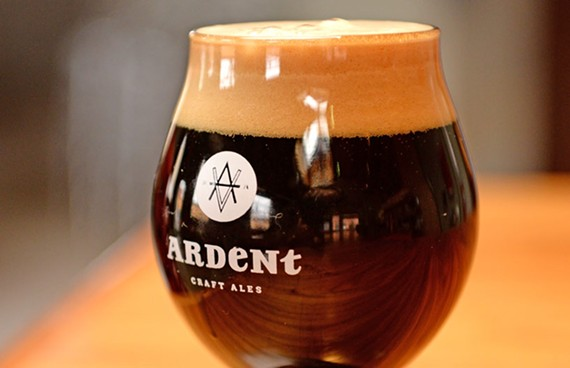 Ardent Craft Ales, along with Southbound, will hold a Latin-themed beer dinner at the brewery.