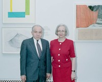 Art collectors Herb and Dorothy Vogel amassed an impressive art collection on limited means.