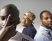 """As De La Soul, Posdnous (Kelvin Mercer), Dave (David Jude Jolicoeur) and Maseo (Vincent Mason) continue to rewrite the rules of hip-hop music. """"We are kind of like chameleons,"""" Pos says."""