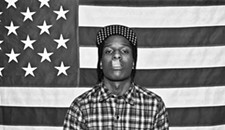 ASAP Rocky at the National