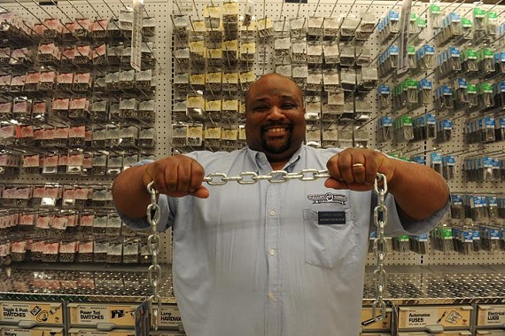 Assistant Store Manager Charles Dabney - SCOTT ELMQUIST