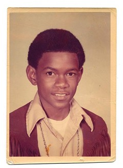 """Before he changed his name in 1991 to King Salim Khalfani, a young Edward Duane Hudson, who dreamed of becoming an entertainer, grew up in Cleveland with the nickname """"Hollywood."""""""