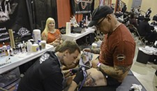 Being There: The 22nd Richmond Tattoo Arts Festival  (Nov. 21 - 23)