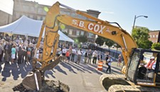 Being There: VCU's Institute for Contemporary Art Ground Breaking