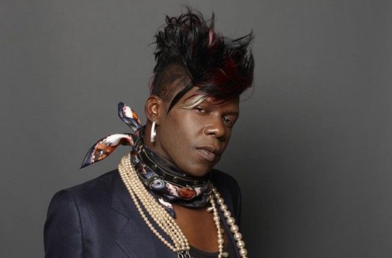 """Big Freedia songs like """"Gin in My System"""" are based on everyday observations turned into rhymes. """"I get tipsy and say, 'Girl, I got that gin in my system,' and somebody else say, 'Somebody gonna be my victim,' That's just how it happens. Simple, raw and real."""""""