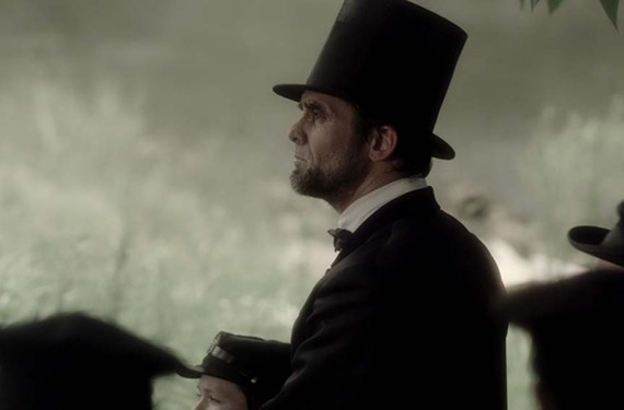 """Billy Campbell plays the president in National Geographic's documentary """"Killing Lincoln,"""" which finished production in Richmond last week. - JEREMY BENNING"""