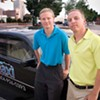BioTaxi Brothers Use Dad's Grease to Fuel Business
