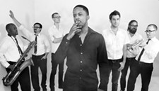 Black Joe Lewis and the Honeybears at Friday Cheers