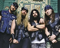 Black Label Society at the National