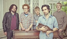 Blitzen Trapper at the National