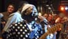 Bluesman Buddy Guy delivers at Toad's Place