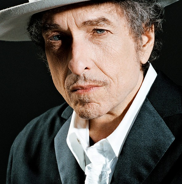 Bob Dylan first played the Altria when it was known as the Mosque in 1966. He'll be returning to croon a batch of songs made famous by Sinatra.