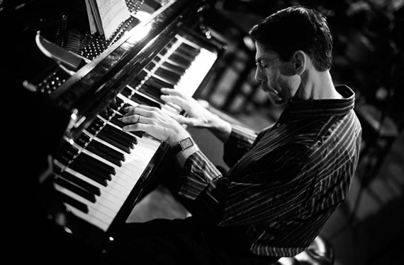 Brilliant jazz pianist Fred Hersch returns with his trio to the University of Richmond after his scheduled performance in early February was canceled because of snow.