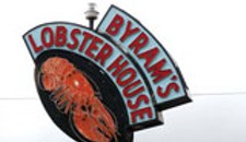 Byram's Lobster Sign Is Safe in Chester