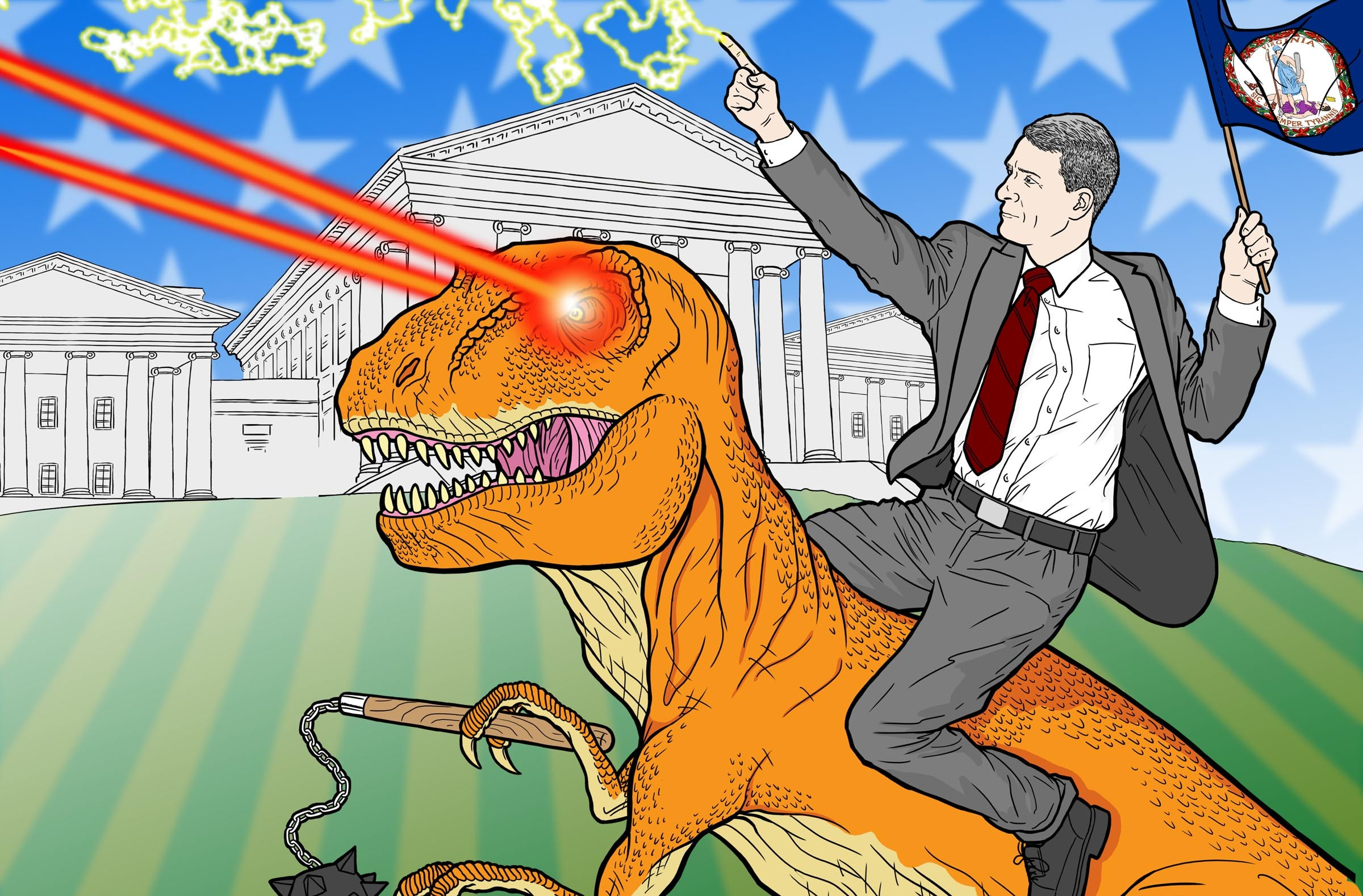 Can Anyone Stop Ken Cuccinelli? | Cover Story | Style Weekly