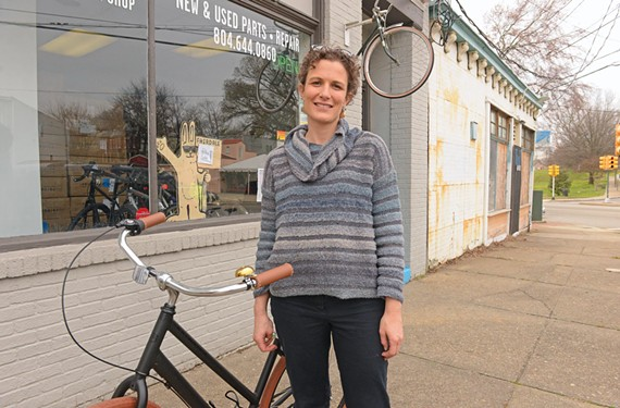 Catherine Illian founded Richmond Rides with her husband, Matt.