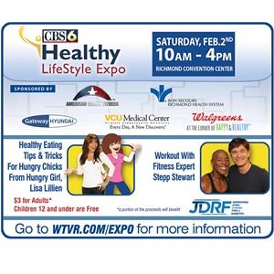 CBS6 Healthy Lifestyle Expo