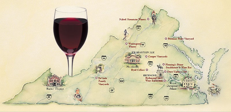 Vintage Virginia Wine Fest review on http://www.vinemeup