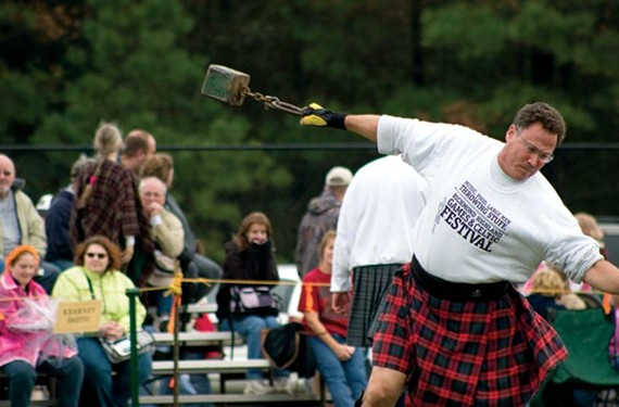 Central Virginia Celtic Festival and Highland Games