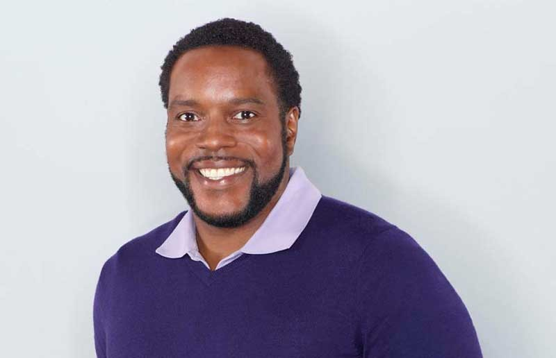 "Chad Coleman, currently co-starring on Fox TV's ""I Hate My Teenage Daughter,"" grew up in Richmond's Fairfield Court project.  ""It's a very compelling story,"" the actor says. - GAVIN BOND"
