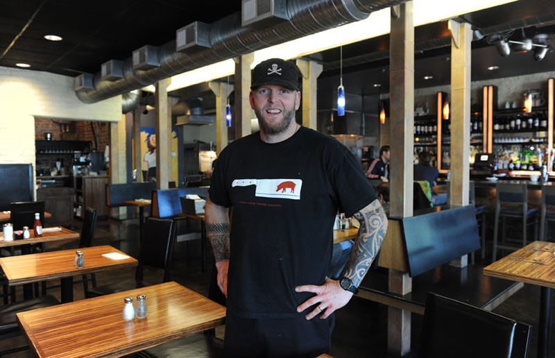 Chef Neil Smith has left LuLu's; chef Joe Sparatta is now heading the kitchen at the Shockoe Bottom business. - SCOTT ELMQUIST/FILE