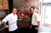 Chief Executive Danny Taormina and Chief Operating Officer Guiseppe Taormina turn up the heat at Flames 231.