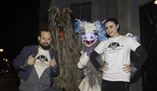Christmas with the Krampuses