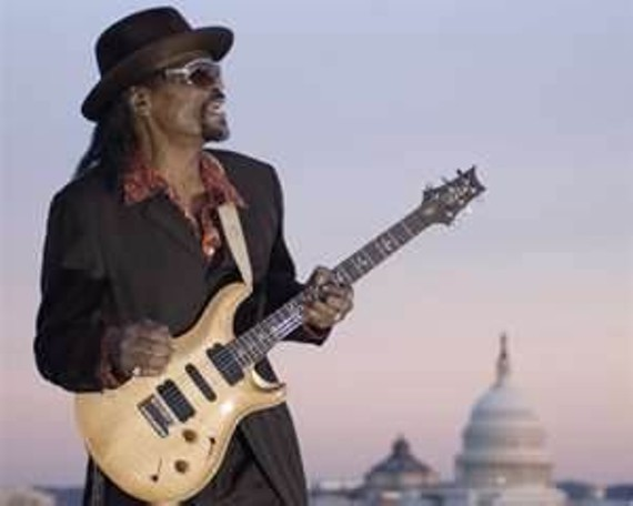 Chuck Brown wasn't just a product of Washington D.C. For a time the popular musician called Richmond home.