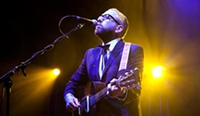 City and Colour at the National