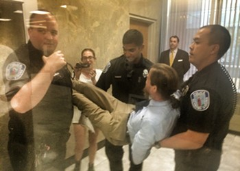 City Council Meeting Degenerates Into Weird, Chaotic Mess