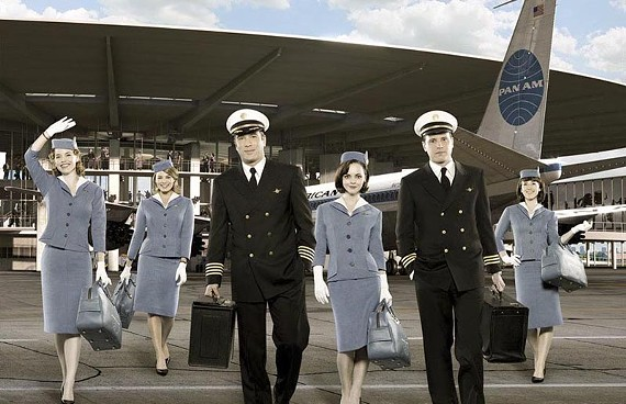 "Coffee, Tea or Flee: ""Pan Am"" lands on ABC."