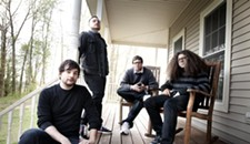 Coheed and Cambria at the National