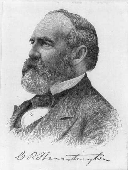 Collis P. Huntington - LIBRARY OF CONGRESS