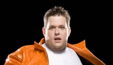 Comedian Ralphie May charts America's cultural hypocrisy at the Funny Bone