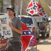 Confederate Flaggers Inspire Hip-Hop Counter Protest