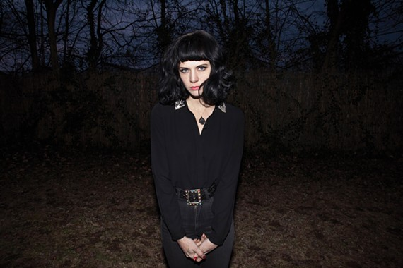 Country singer Nikki Lane plays the National tonight, Wed. Dec. 10, with Trampled by Turtles.