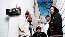 D12 at the Canal Club