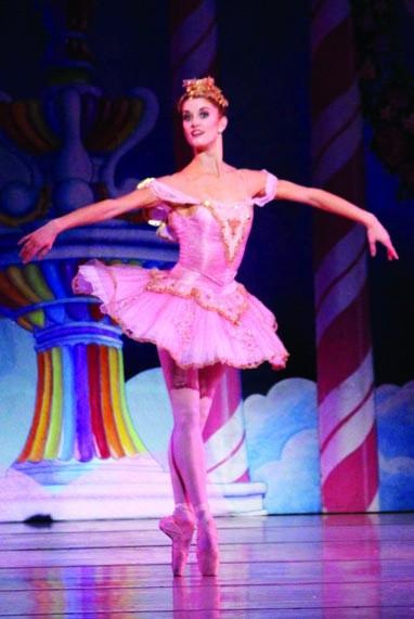Dancer Valerie Tellmann - SARAH FERGUSON