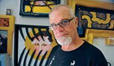 Darryl Starr at Gallery A