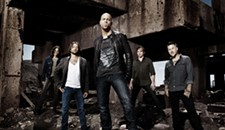 Daughtry at the Landmark Theater