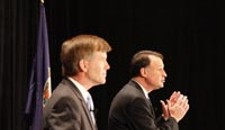 Deeds, McDonnell to Debate Here Twice