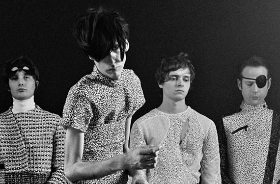 Deerhunter (shown here) will headline with the Breeders. - 4 AD