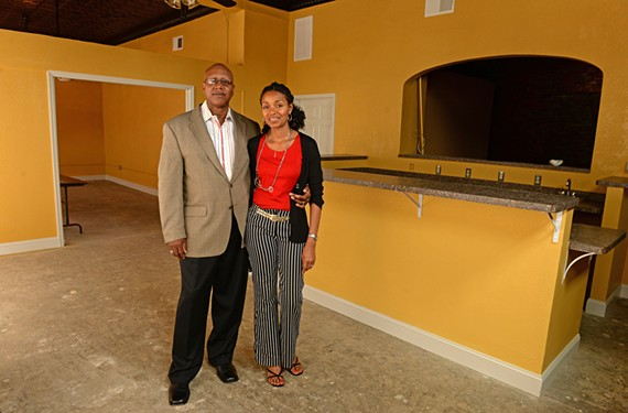 Derek and Cybelle McDaniel formed nonprofit Nehemiah Community Development Corp. to help revitalize Brookland Park Boulevard.