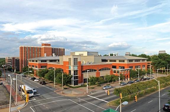 Despite such big efforts as the Virginia BioTechnology Research Park, Richmond has fallen short in a key measure of innovation. - SCOTT ELMQUIST