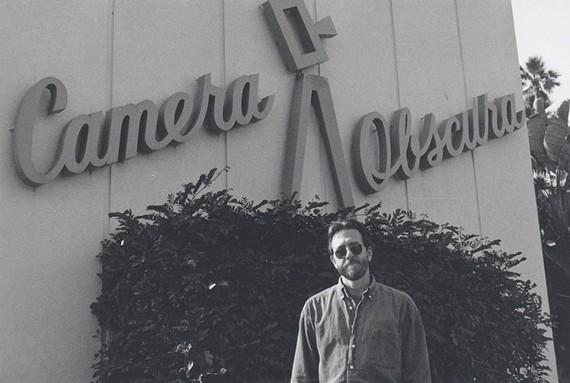 Director Ross McElwee.