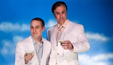 """""""Dirty Rotten Scoundrels"""" at the Empire Theatre"""