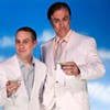 """Dirty Rotten Scoundrels"" at the Empire Theatre"