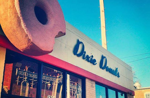 Dixie Donuts in Carytown