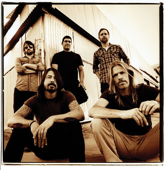 Does the rock band the Foo Fighters give a damn about Richmond? Local fans of the group are hoping to convince them to return for a concert after not playing here since 1998.